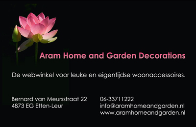 Aram Home and Garden Decorations